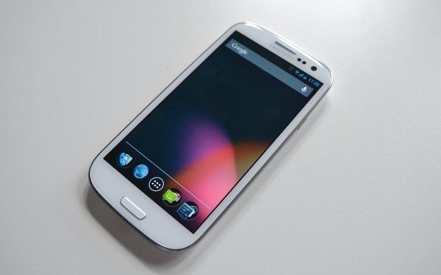 Galaxy S3: Firmware XXDLH6 geleakt, Jelly Bean-Rollout nächste Woche