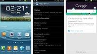 Samsung Galaxy S3: Weitere Jelly Bean-Firmware XXDLH4 geleakt