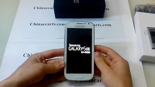 Samsung Galaxy S3: Verblüffender Klon aus China im Video