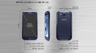 Samsung Galaxy S3: Version mit LTE & Quad Core ab Montag in Korea