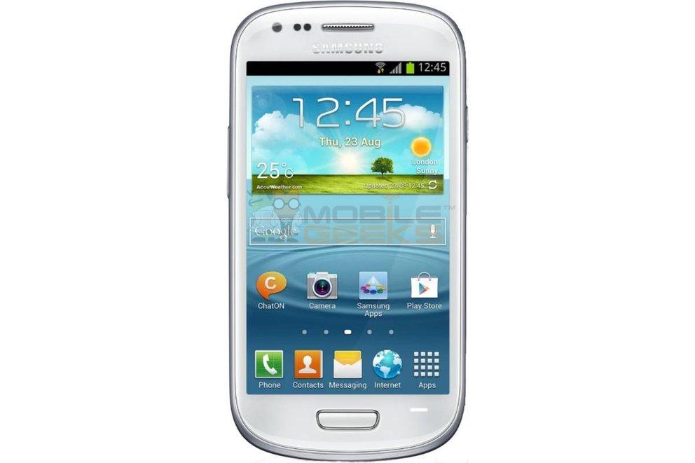 Samsung Galaxy S3 Mini: Foto und Spezifikationen geleakt