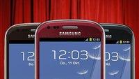 Samsung Galaxy S3 mini: Neue Farben Schwarz, Braun & Rot bald im deutschen Handel