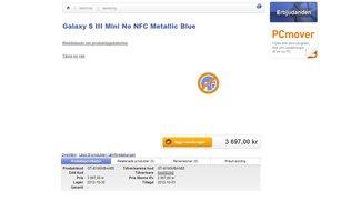 Samsung Galaxy S3 Mini: In skandinavischen Onlineshops aufgetaucht [Update]
