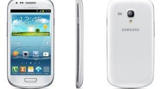 Samsung Galaxy S3 Mini: Ab heute in Deutschland verfügbar
