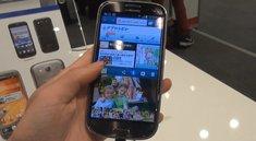 Samsung Galaxy S3: Android 4.1.2 inklusive Premium Suite rollt aus