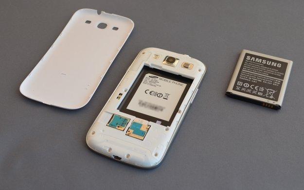 Galaxy S3: Größerer 3.000 mAh-Akku von Samsung vorbestellbar