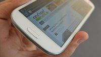 Samsung Galaxy S3: 32 GB-Variante jetzt bei Amazon bestellbar [Update: Auch bei Getgoods]