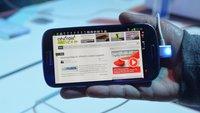 Samsung Galaxy S3: Offener Thread zum Verkaufsstart