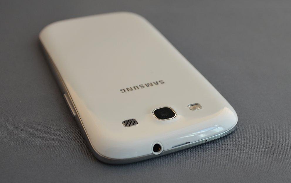 Samsung Galaxy S3: Manuelles Update der Kamera-Firmware