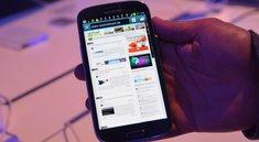 Samsung Galaxy S3: Freie Geräte erhalten weiteres Firmware-Update