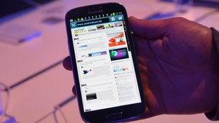 Samsung Galaxy S3: Our First Look and Hands-On [English Version, Videos]