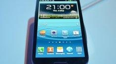 Samsung Galaxy S3: Temporäre Shops und Lieferprobleme in UK