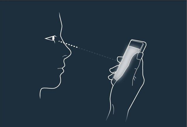 Samsung Galaxy S4: Berührungsloses Scrollen dank Augen-Tracking