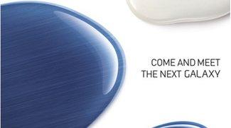 Samsung Galaxy S3: Farbvarianten blau und weiß in Shopsystem gesichtet