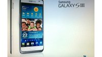 Samsung Galaxy S3: 5 Gründe für die Echtheit des gestrigen Bildes [Kommentar]