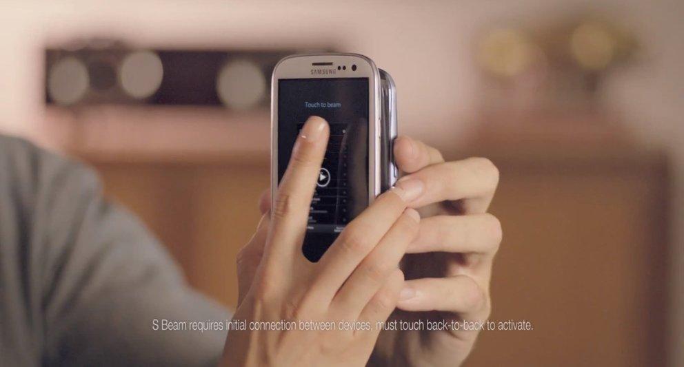 Samsung Galaxy S3-Werbespots: Sex statt iPhone-Bashing