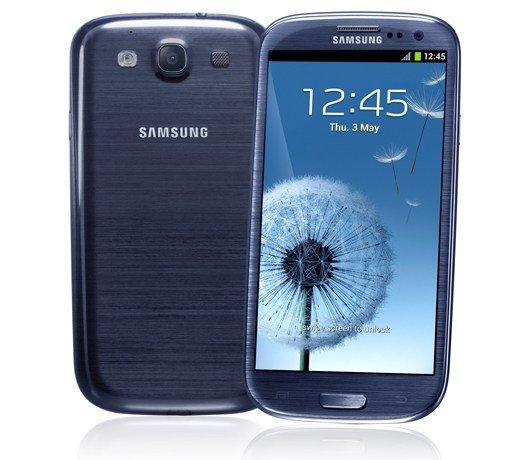 Samsung Galaxy S3: Polycarbonat, nicht Plastik