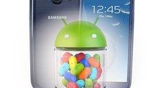 Samsung Galaxy S3: Jelly Bean-Rollout in der Schweiz & weiteren Ländern