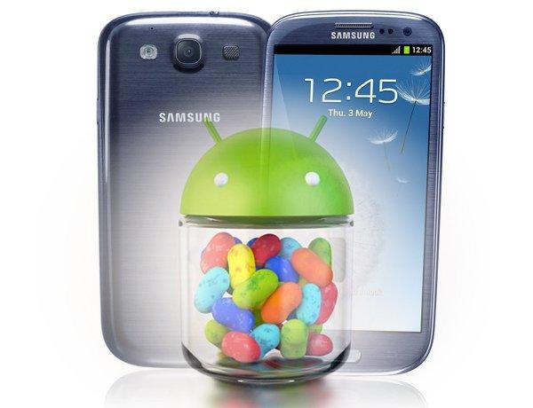 Samsung Galaxy S3: Telekom rollt Jelly Bean aus, Multi Window-Feature noch in diesem Jahr