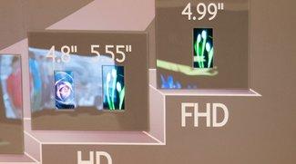 Samsung Galaxy S4: Full HD-Display mit 5 Zoll fast sicher, Q1-Vorstellung möglich