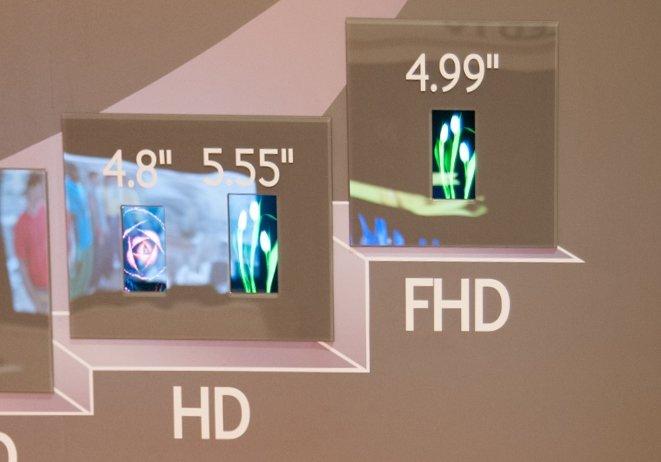 Samsung Galaxy S4: Massenproduktion von 5-Zoll-Displays startet diesen Monat