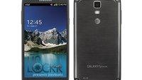 Samsung Galaxy S4 Active: Geleakte Pressebilder zeigen Gerät in Blau und Grau