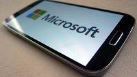 Microsoft: Macht Milliarden mit Android