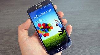 Samsung Galaxy S4: Von Smartphone gesteuerter Lego-Roboter knackt Rubikwürfel in Weltrekordzeit