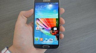 Samsung Galaxy S4: Aktuell zum Preis von 349 Euro bei notebooksbilliger [Deal]