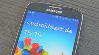 Samsung Galaxy S4: Firmware-Update auf XXUBMEA wird verteilt