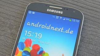 Samsung Galaxy S4: Ab sofort für 269 Euro beim Saturn Black Weekend – solange der Vorrat reicht [Deal] [Update]