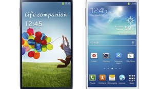 Samsung Galaxy S4: Display im Detailvergleich mit S3 & iPhone 5
