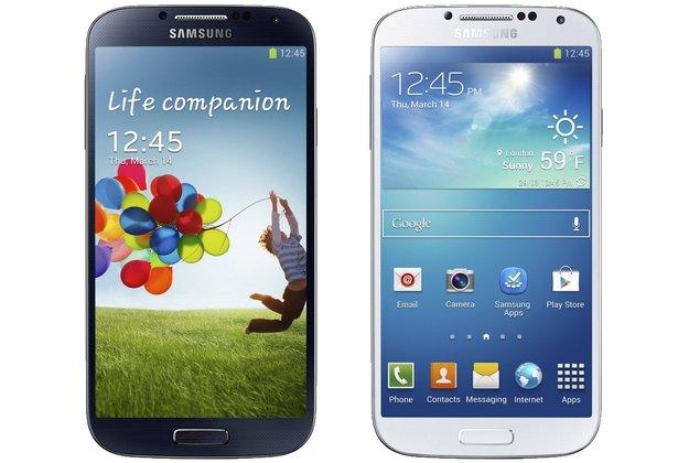 Samsung Galaxy S4: Display im Detailvergleich mit S3 & iPhone 5