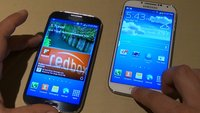 Samsung Galaxy S4: Erstes deutsches Hands-On [Video]