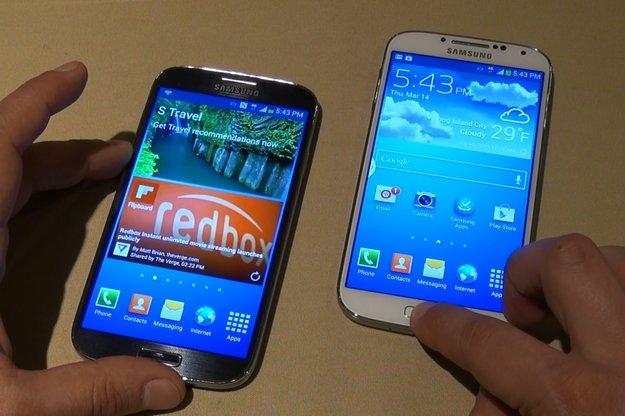 Samsung Galaxy S4: Testberichte aus den USA in der Presseschau