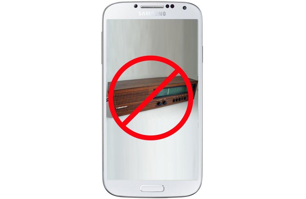 Samsung Galaxy S4: Kommt ohne UKW-Radio auf den Markt