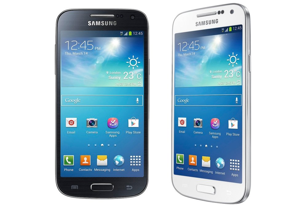 Samsung Galaxy S4 mini: Kein PenTile-Display, erstes Hands-On mit Größenvergleich