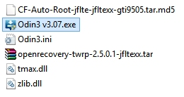 samsung galaxy s4 root ordner