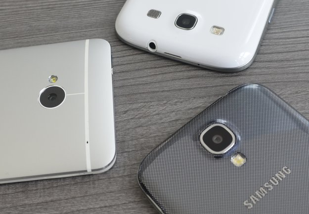 Kamera-Vergleich: Samsung Galaxy S4 vs. HTC One vs. Samsung Galaxy S3