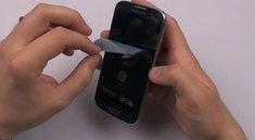 Samsung Galaxy S4: Flaggschiff-Smartphone im Unboxing [Video]