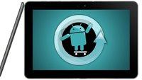 Samsung Galaxy Tab 10.1: Ice Cream Sandwich-Port dank CM9 auf dem Weg
