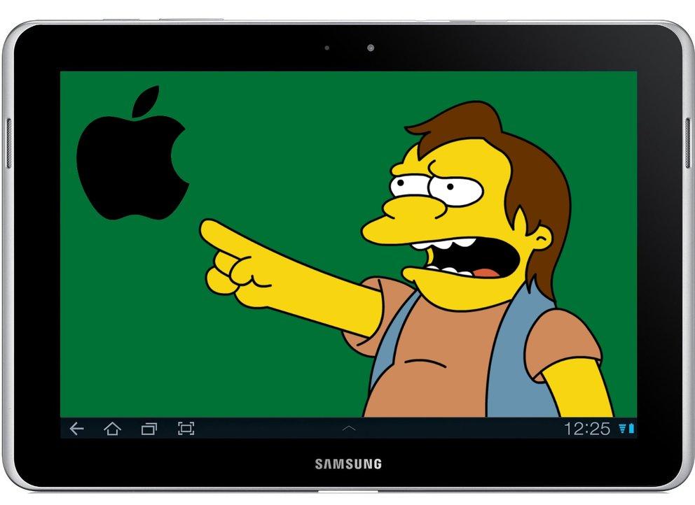 Apple-Niederlage: Samsung bekommt Prozesskosten in UK ersetzt