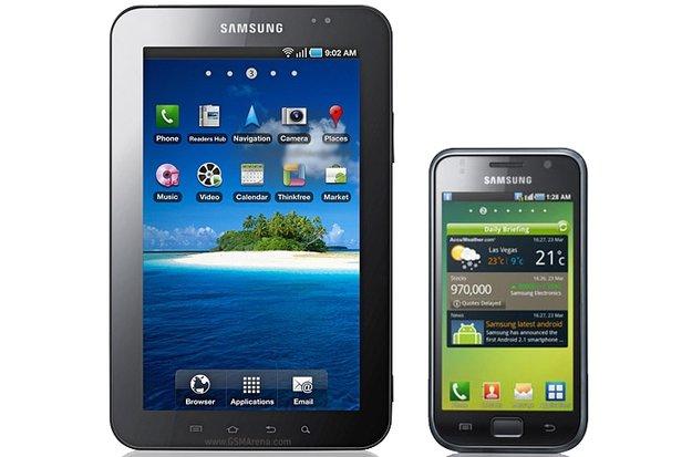 Samsung Galaxy S: Ice Cream Sandwich-Update kommt doch