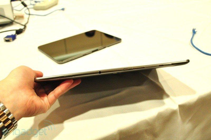 Samsung Galaxy Tab-Familie: 10.1-Zoll überarbeitet, 8.9-Zoll vorgestellt, Kampfpreise, dünner als iPad 2