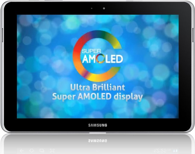 Samsung Galaxy Tab 3 Plus: Gerücht um Tablet mit Super AMOLED-Display