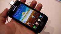 """Samsung Galaxy W: """"Value Pack"""" wird verteilt"""
