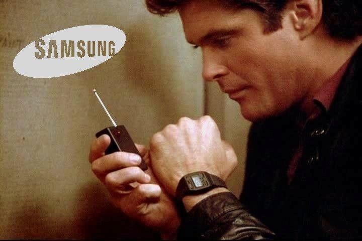 Samsung: Smartwatch-Pläne offiziell bestätigt