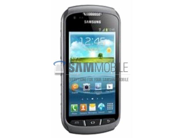 Samsung Galaxy Xcover 2: Bild &amp&#x3B; Specs zu neuem Outdoor-Smartphone durchgesickert