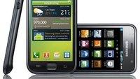 Samsung Galaxy S: HSPA abschalten und Strom sparen