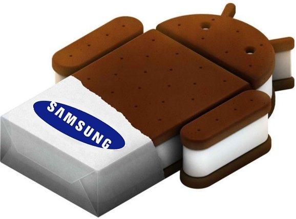 Ice Cream Sandwich: Samsung bestätigt Updates für Galaxy S2 und Co.